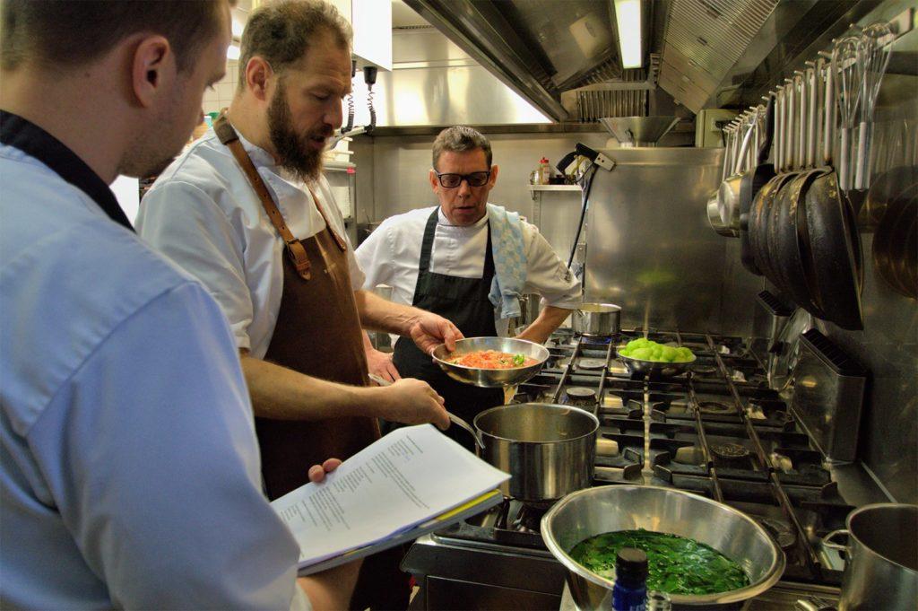 December traiteur of kok aan huis Marcin Culi Advies